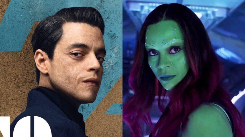 Rami Malek i Zoe Saldana dołączają do obsady filmu Davida O. Russella!