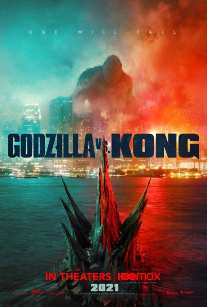 Godzilla vs. Kong - dwójka gigantów na pierwszy plakacie filmu!