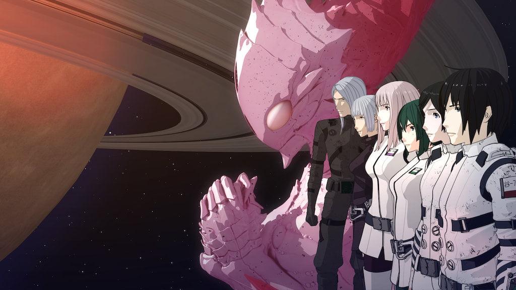knights of sidonia netflix anime science fiction 2021