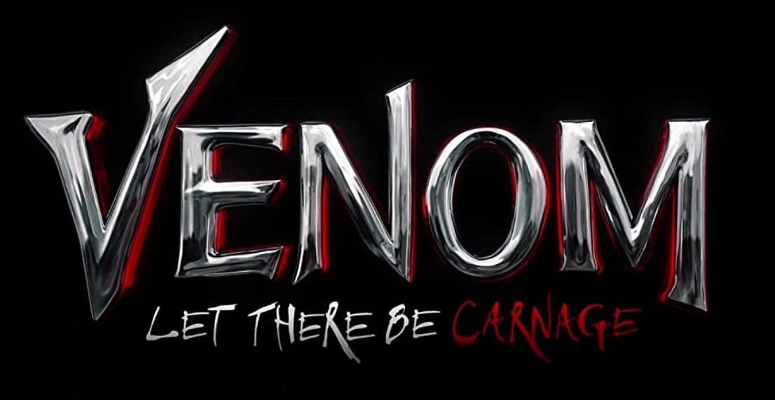 logo filmu venom 2 carnage sci fi 2021
