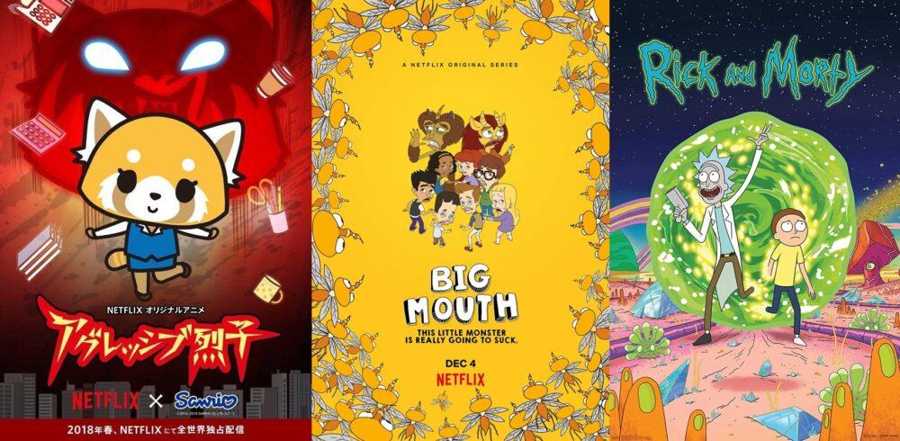 Najlepsze seriale animowane dla dorosłych na Netfliksie | TOP 10