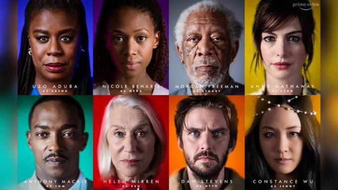 Solos - w obsadzie m.in. Morgan Freeman i Anne Hathaway