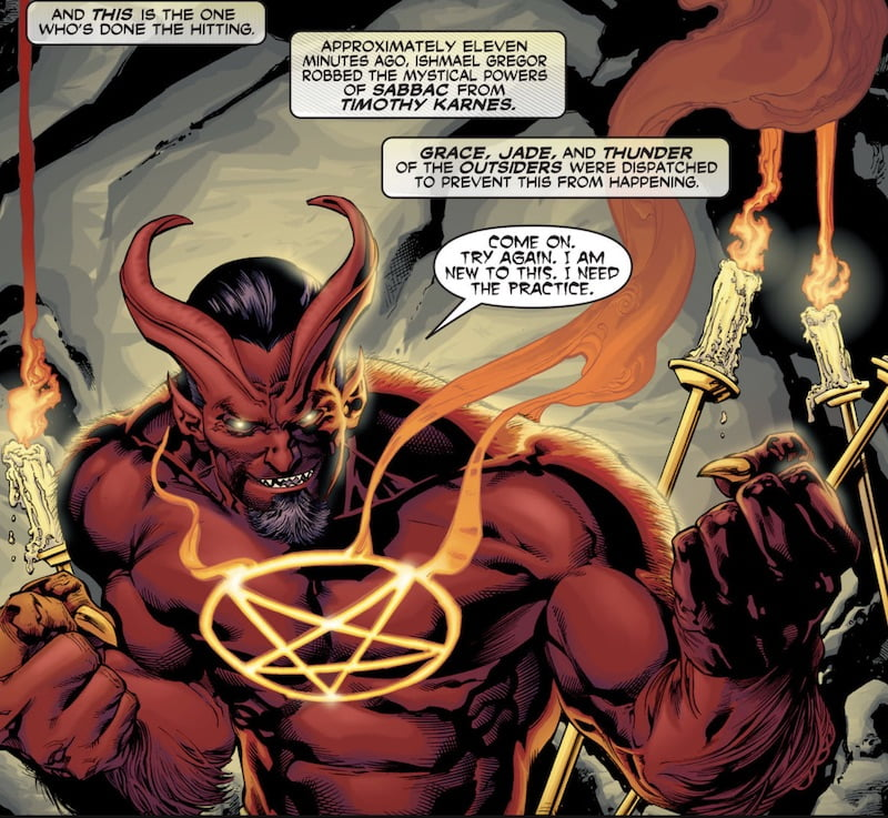 Black Adam - Marwan Kenzari dołączą do obsady filmu DC!