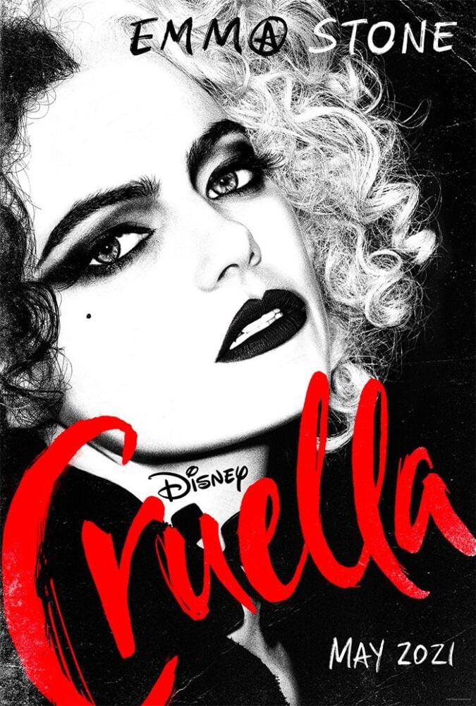Cruella - nowy film Disneya otrzymał pierwszy zwiastun!