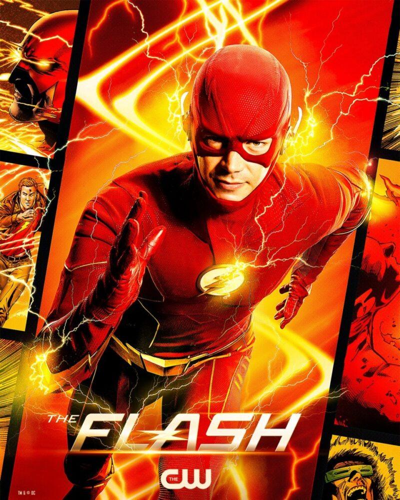 The Flash oficjalnie z 8 sezonem