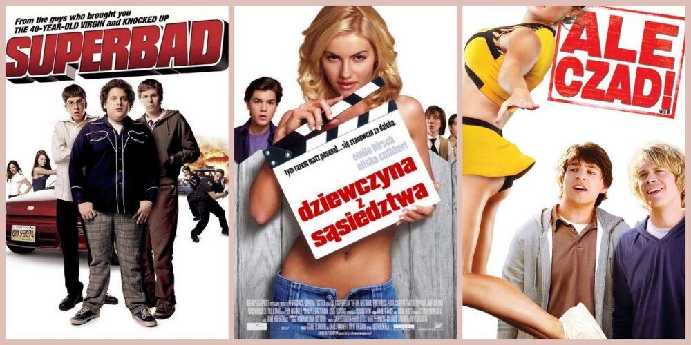 komedie filmy podobne do american pie