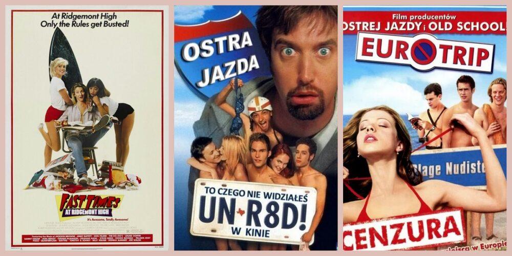 filmy podobne do american pie seks komedie