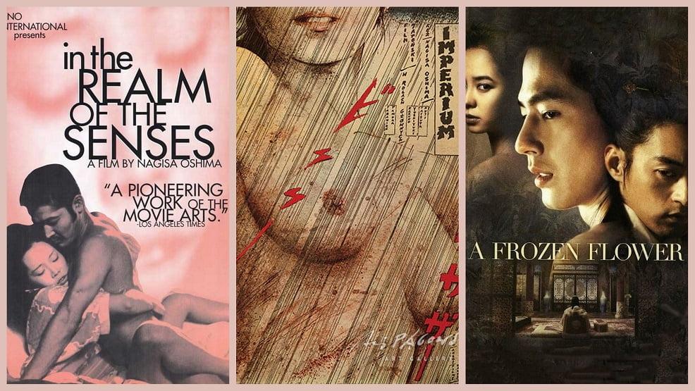 najlepsze azjatyckie filmy erotyczne japonia korea