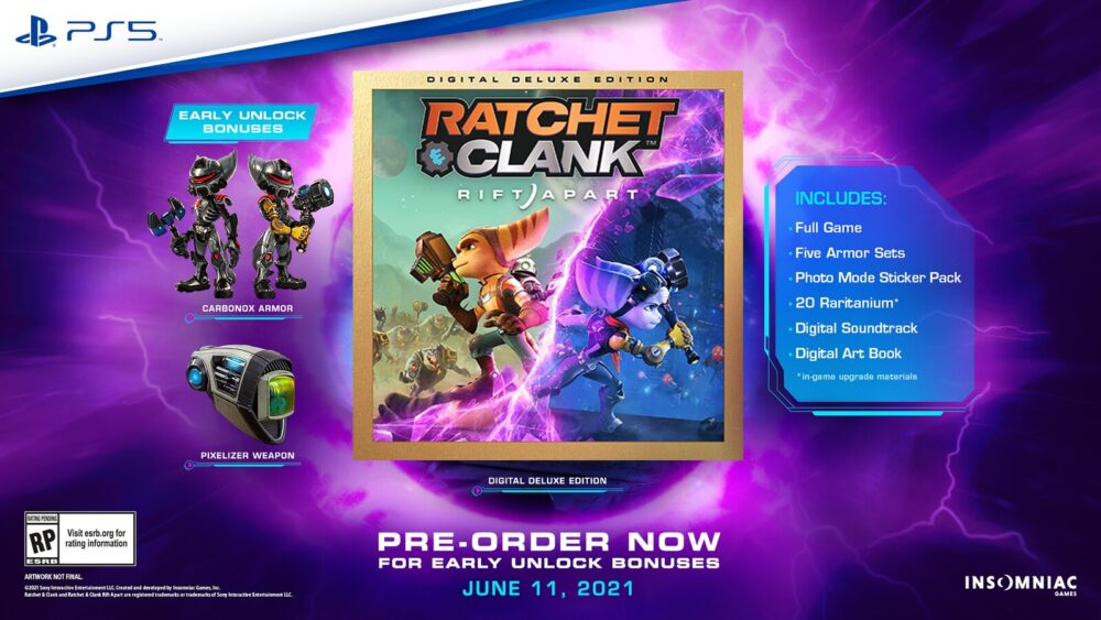 Ratchet & Clank: Rift Apart - poznaliśmy nowe szczegóły i datę premiery!