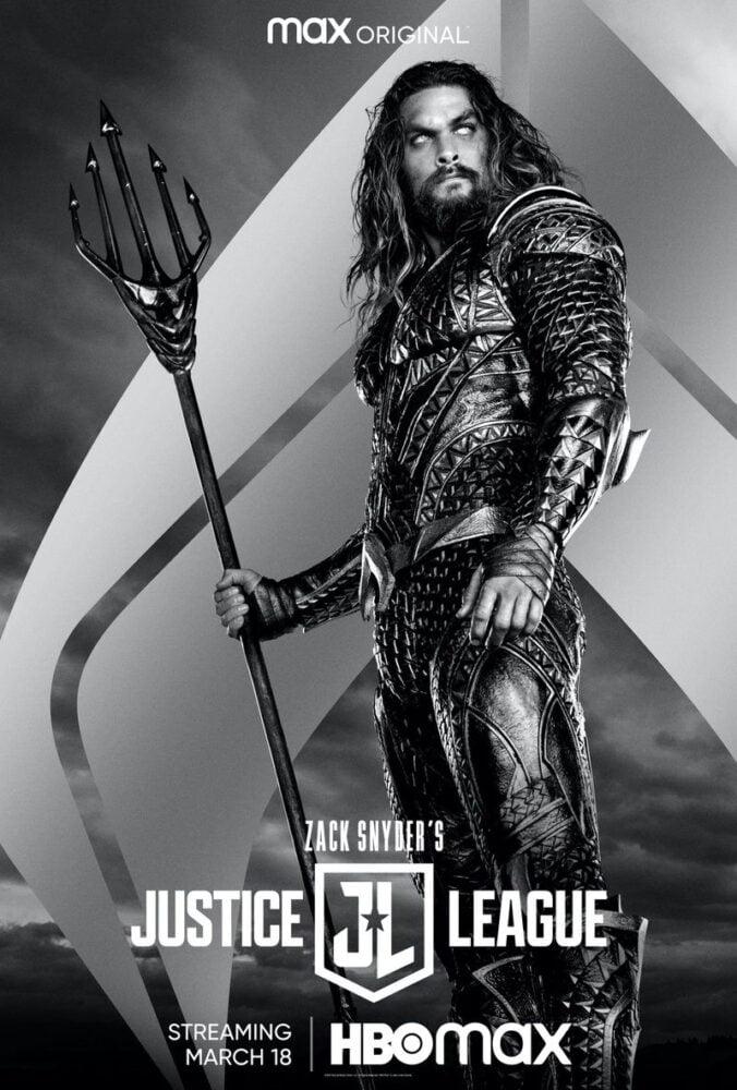 Liga Sprawiedliwości - Aquaman w centrum nowego teasera