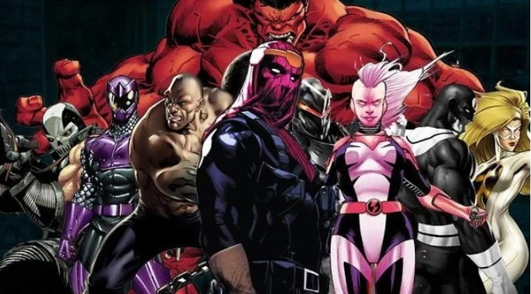 Thunderbolts teoria falcon and the winter soldier