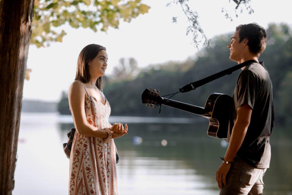 Tydzień życia - recenzja musicalu Netflixa. Chrześcijańskie High School Musical