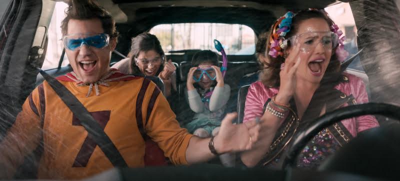 Dzień na tak - recenzja filmu familijnego Netflixa