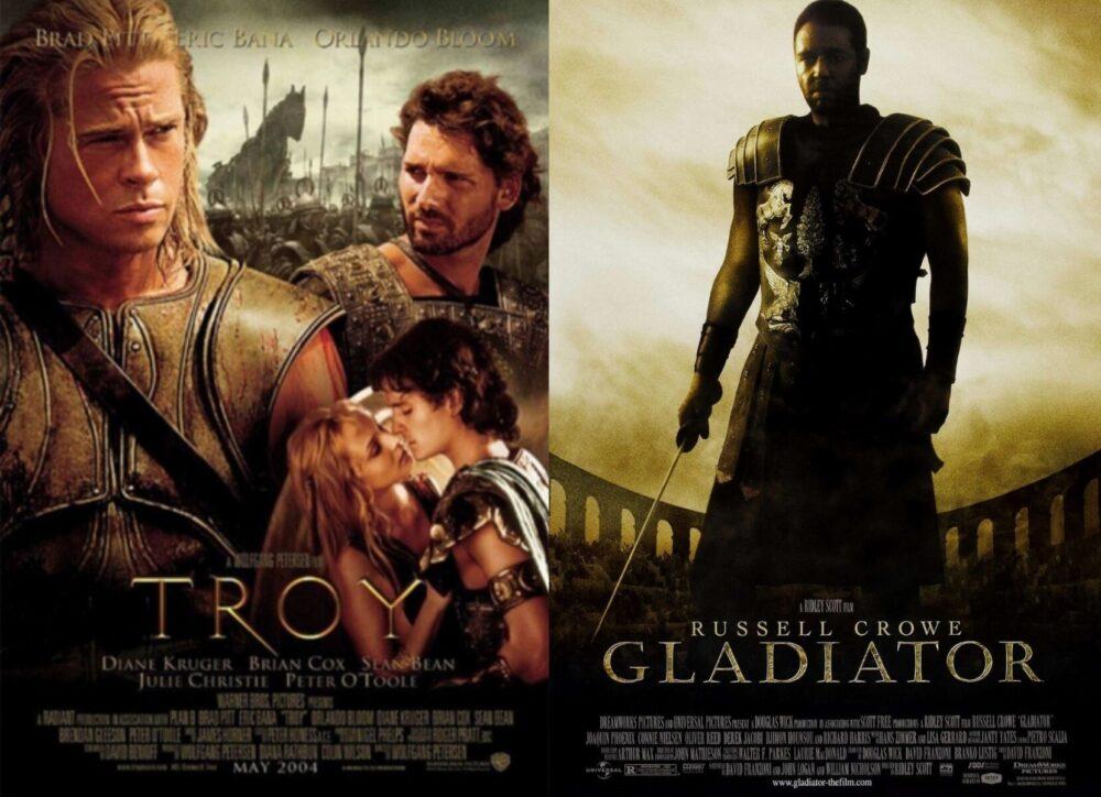 braveheart filmy podobne