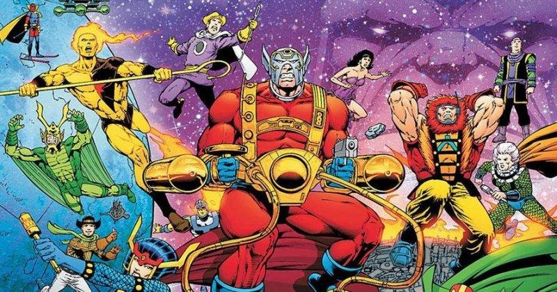 Warner Bros. wstrzymuje prace nad New Gods i The Trench!