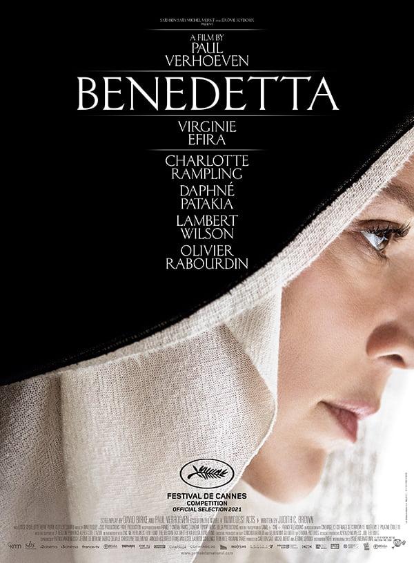 Benedetta - pierwszy zwiastun filmu Paula Verhoevena