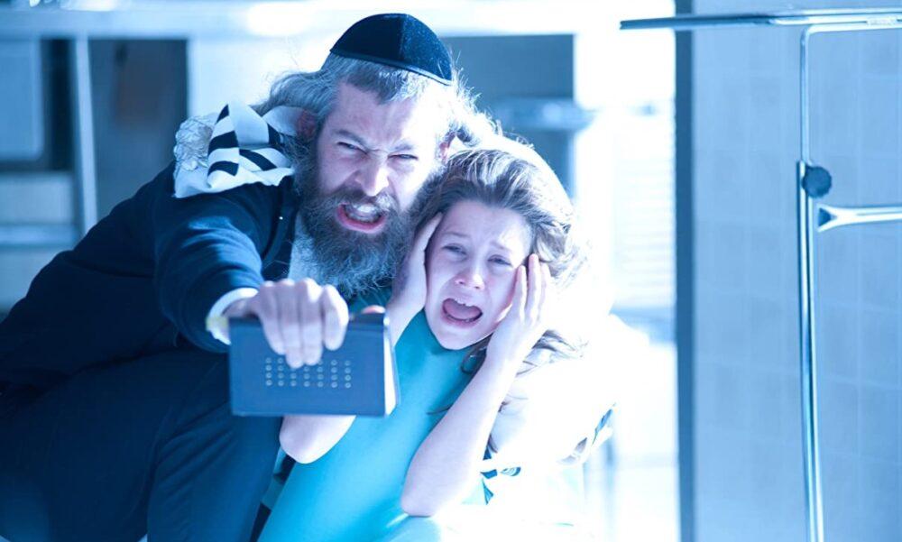 filmowe egzorcyzmy żydowskie dybuk rabin