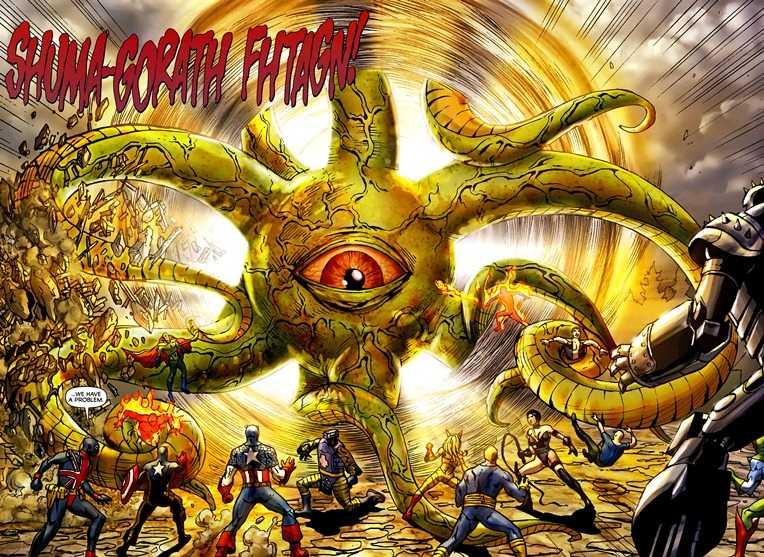 Doctor Strange in the Multiverse of Madness - poznaliśmy głównego antagonistę filmu?